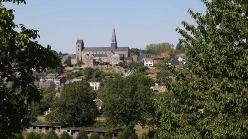 La plus vieille église de Belgique se trouve à Charleroi Métropole