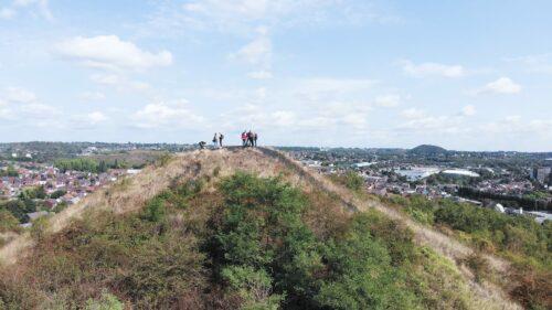 Urban exploration of Charleroi