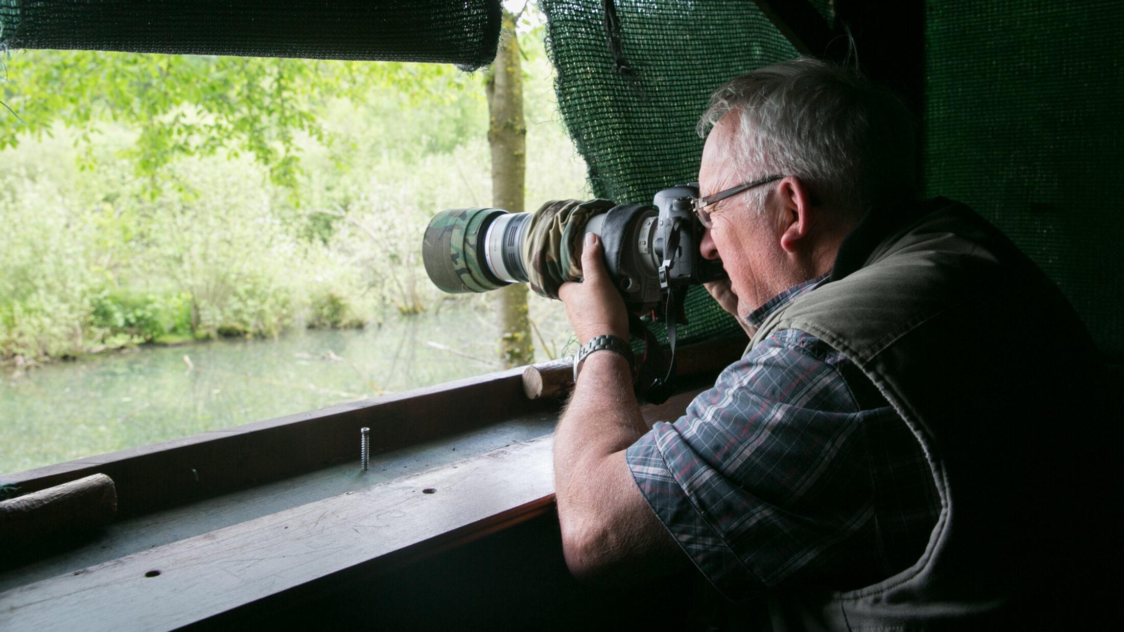 Wildlife watching in the Charleroi metropolitan area