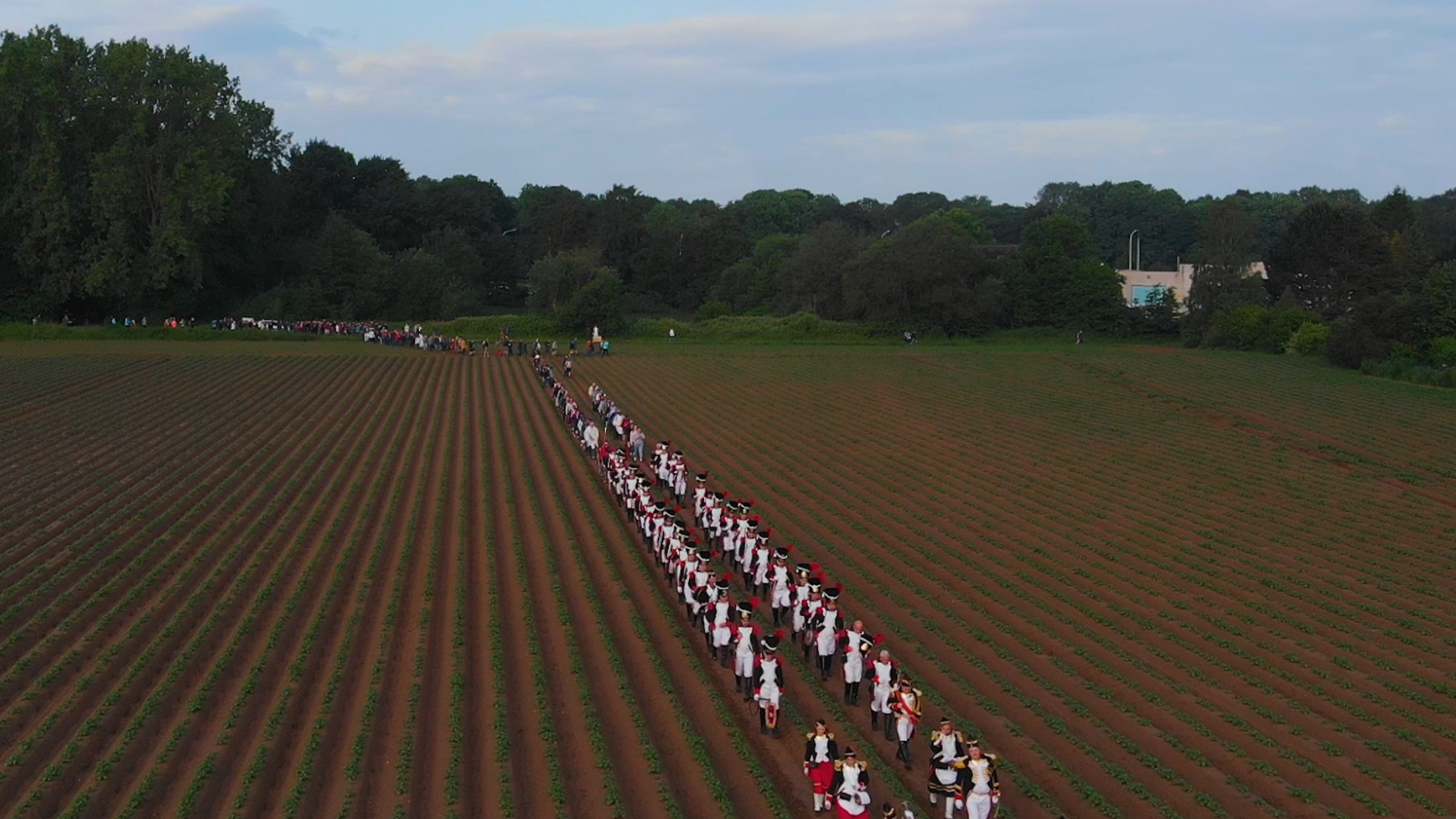 At the heart of the UNESCO-recognised Folkloric Marches