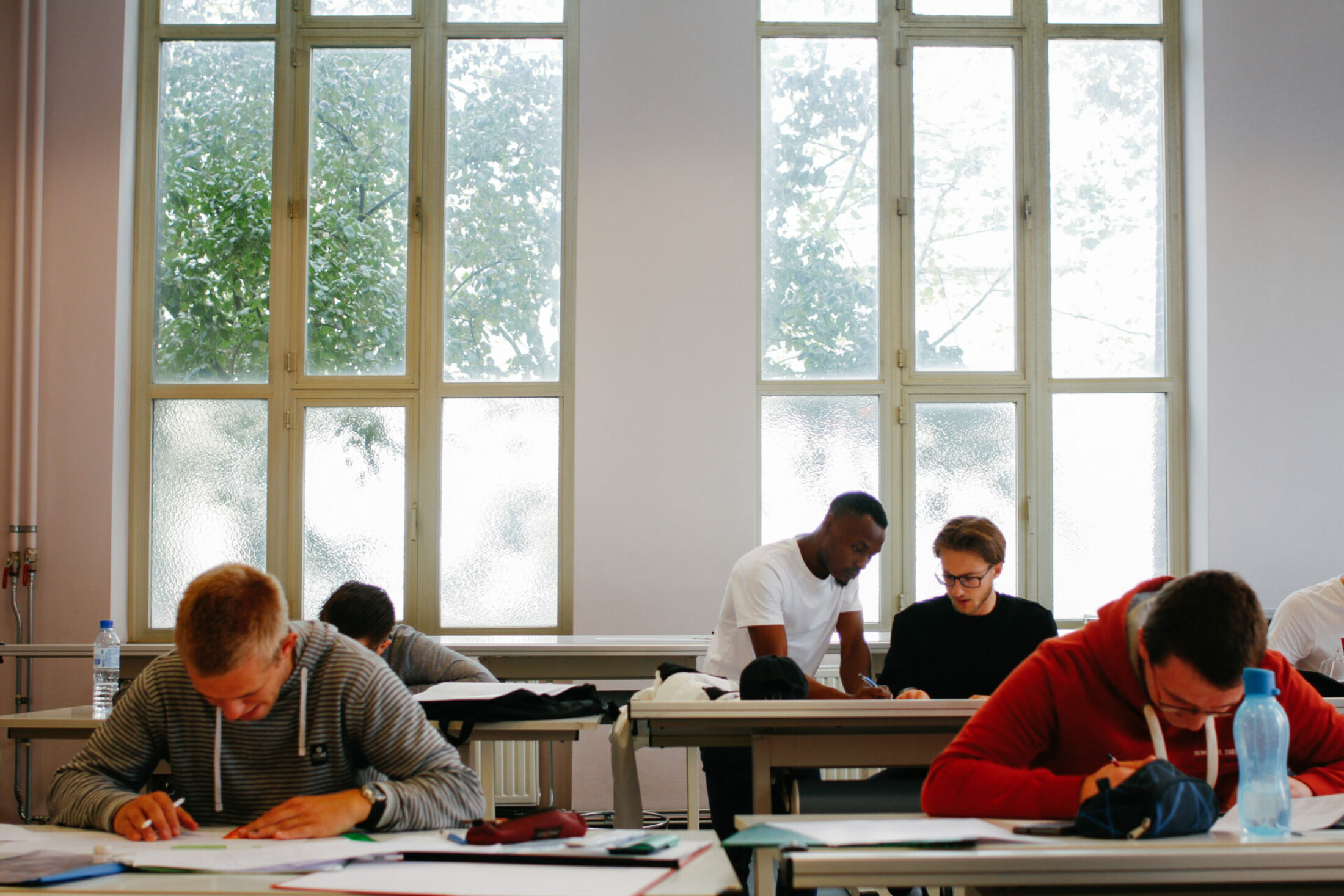 Studying in Charleroi Metropolitan Area: the new trend