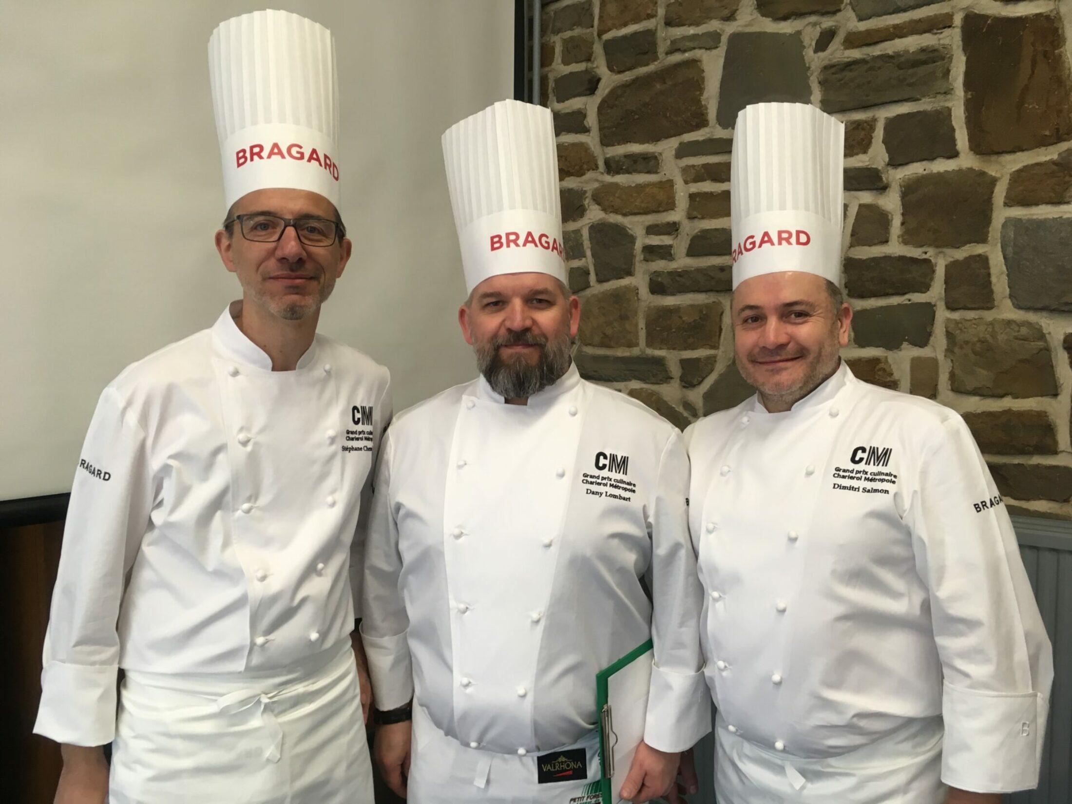 1ère épreuve du Grand prix culinaire Charleroi Métropole