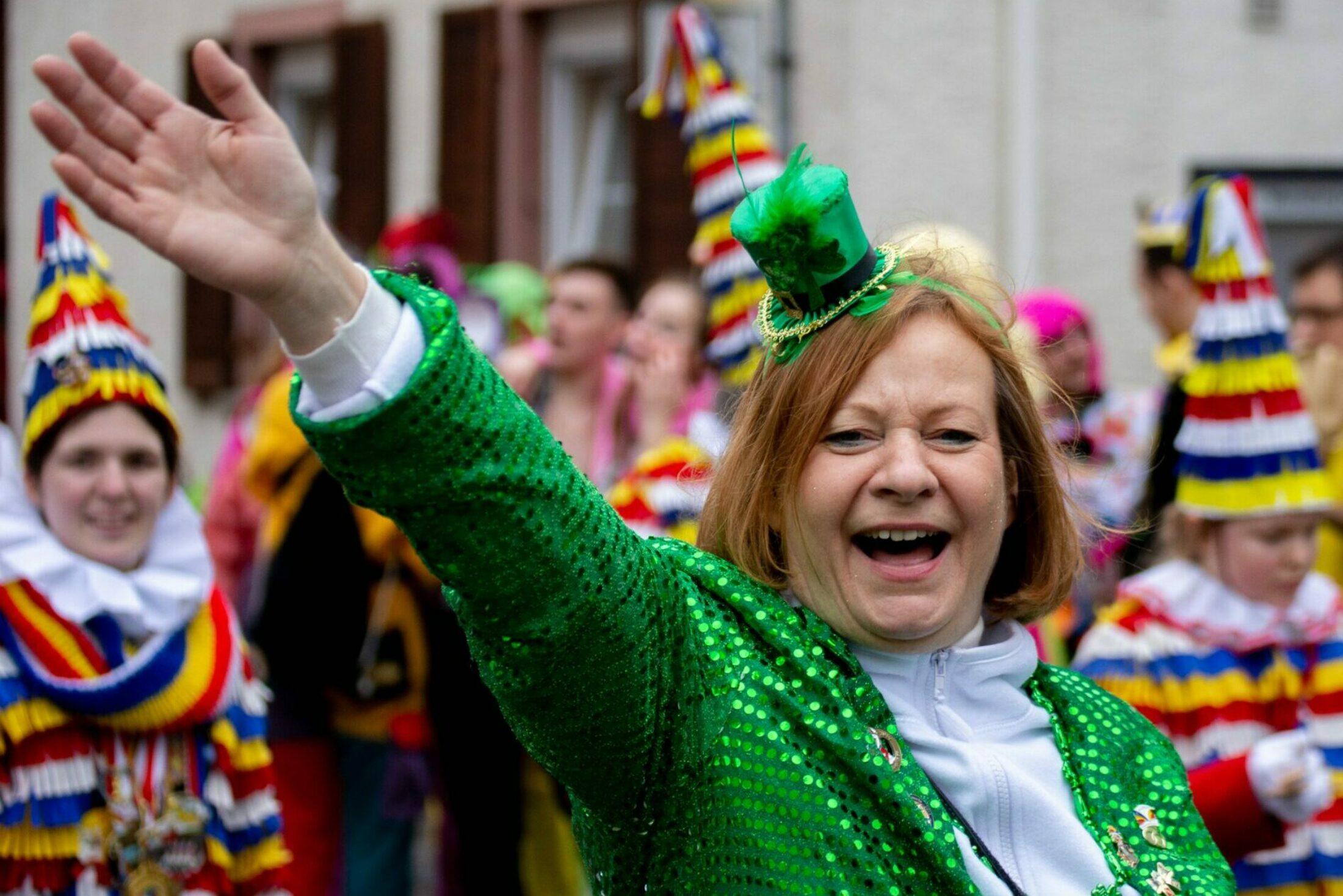 Where else to celebrate Carnival in the Charleroi Metropolitan Area?