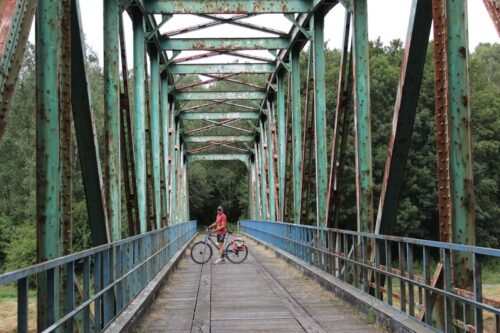(Re)discovering the Charleroi Metropole region by bicycle