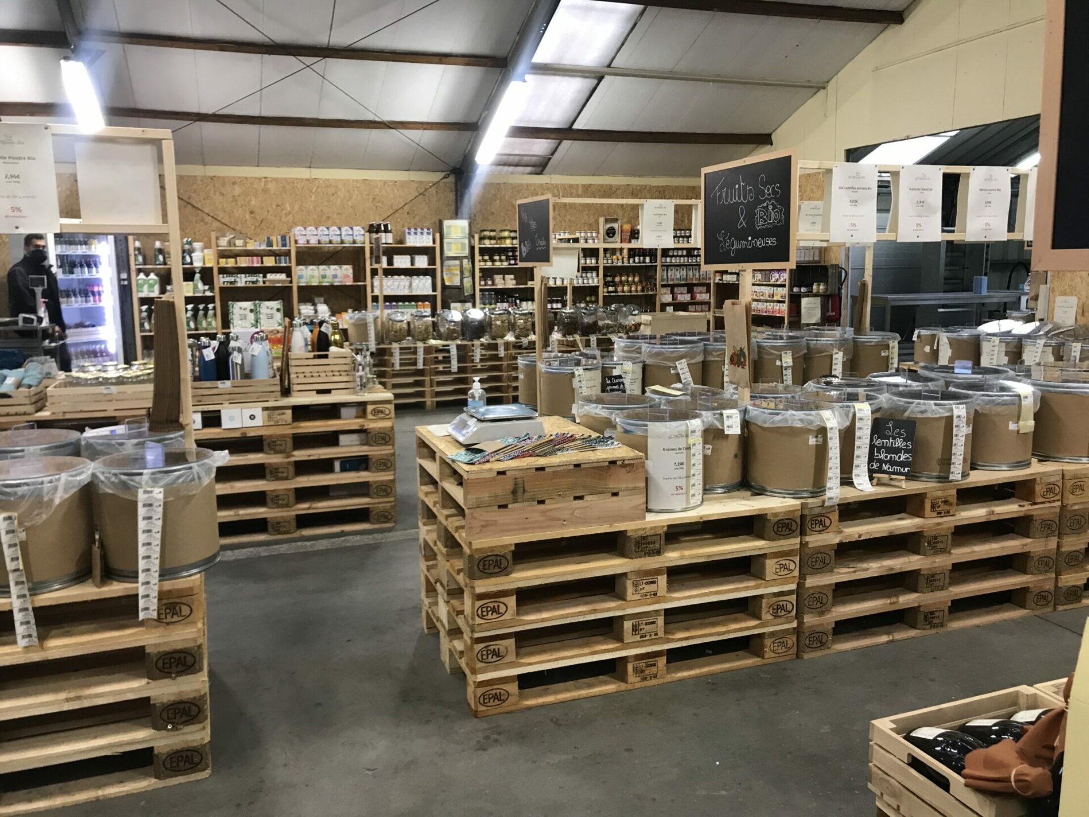 Fresho: supplier of fresh and organic produce