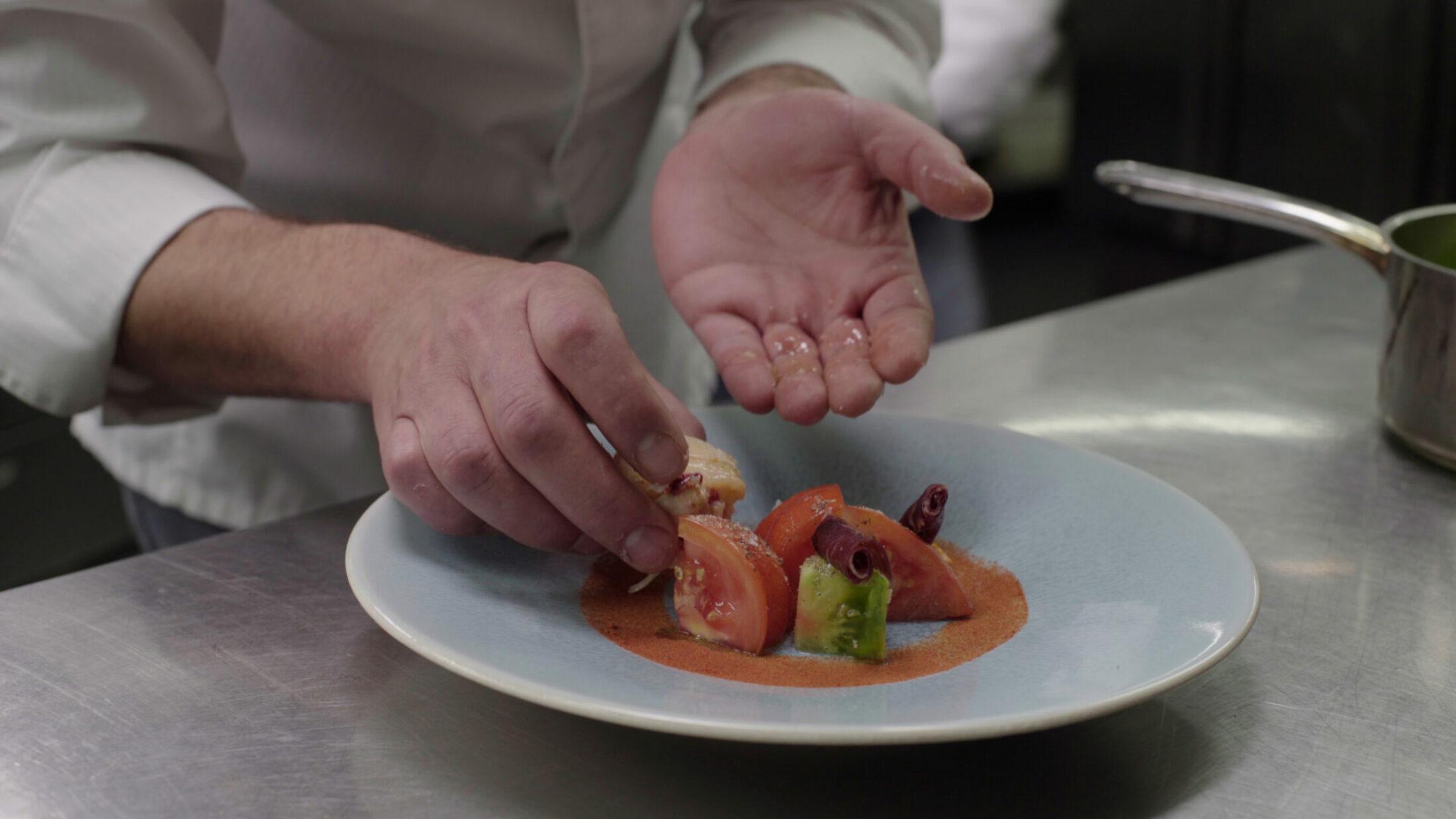 TOP 5 secrets of a Michelin starred chef