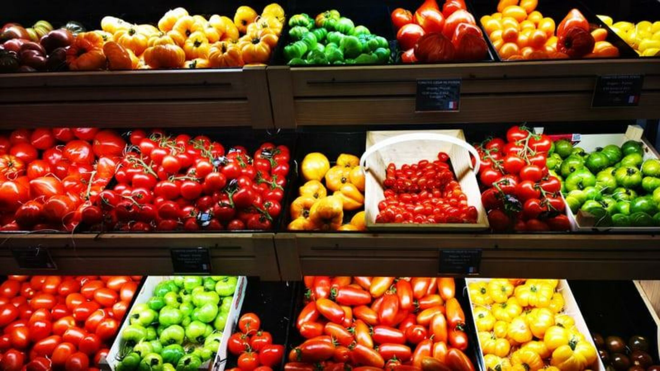 Groceries from around the world at the bottom of your street