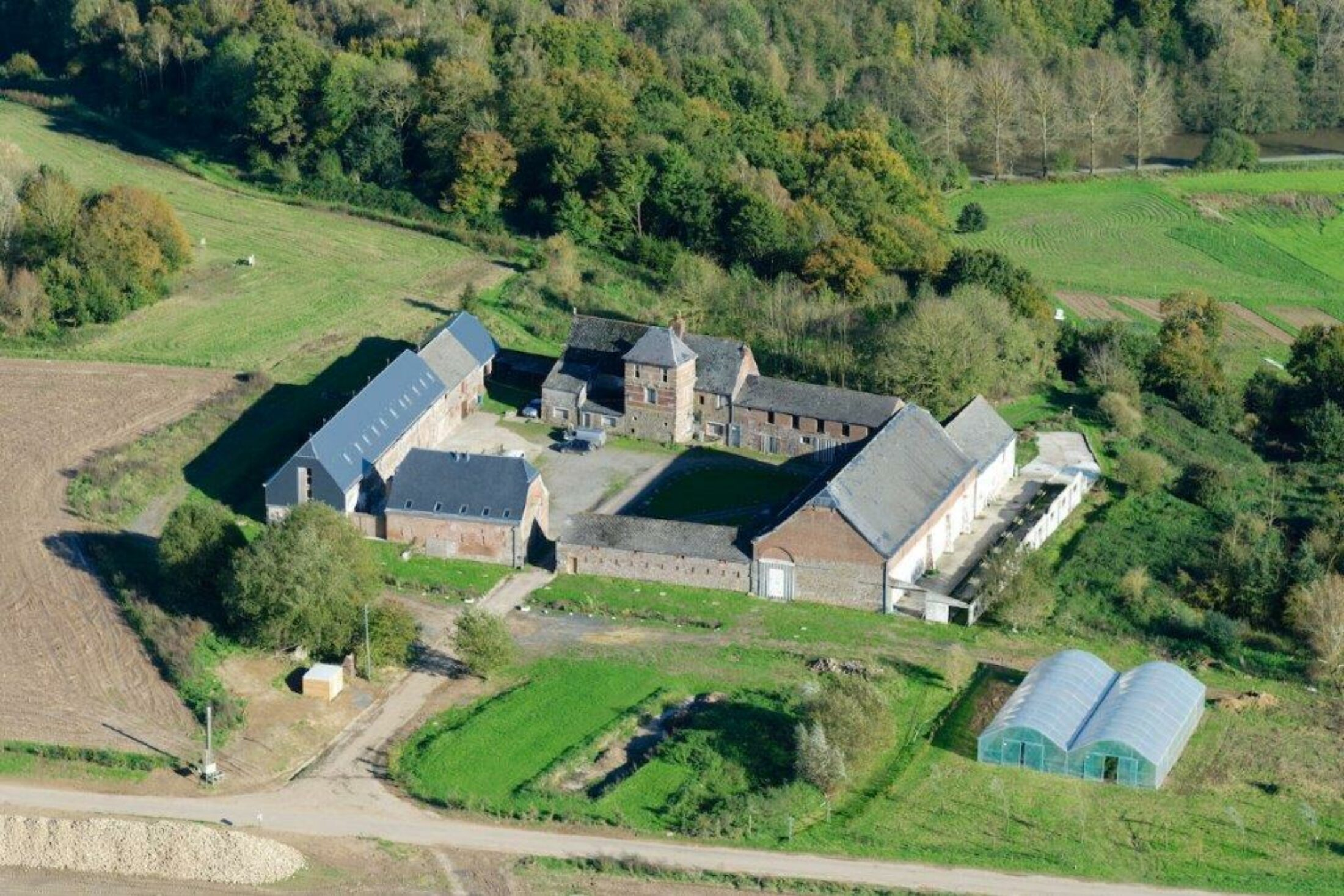 Forestaille Farm: a mesh of projects promoting local produce, biodiversity, jobseeker schemes…