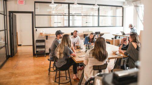 Des espaces de coworking pour partager bien plus que le café avec ses collègues