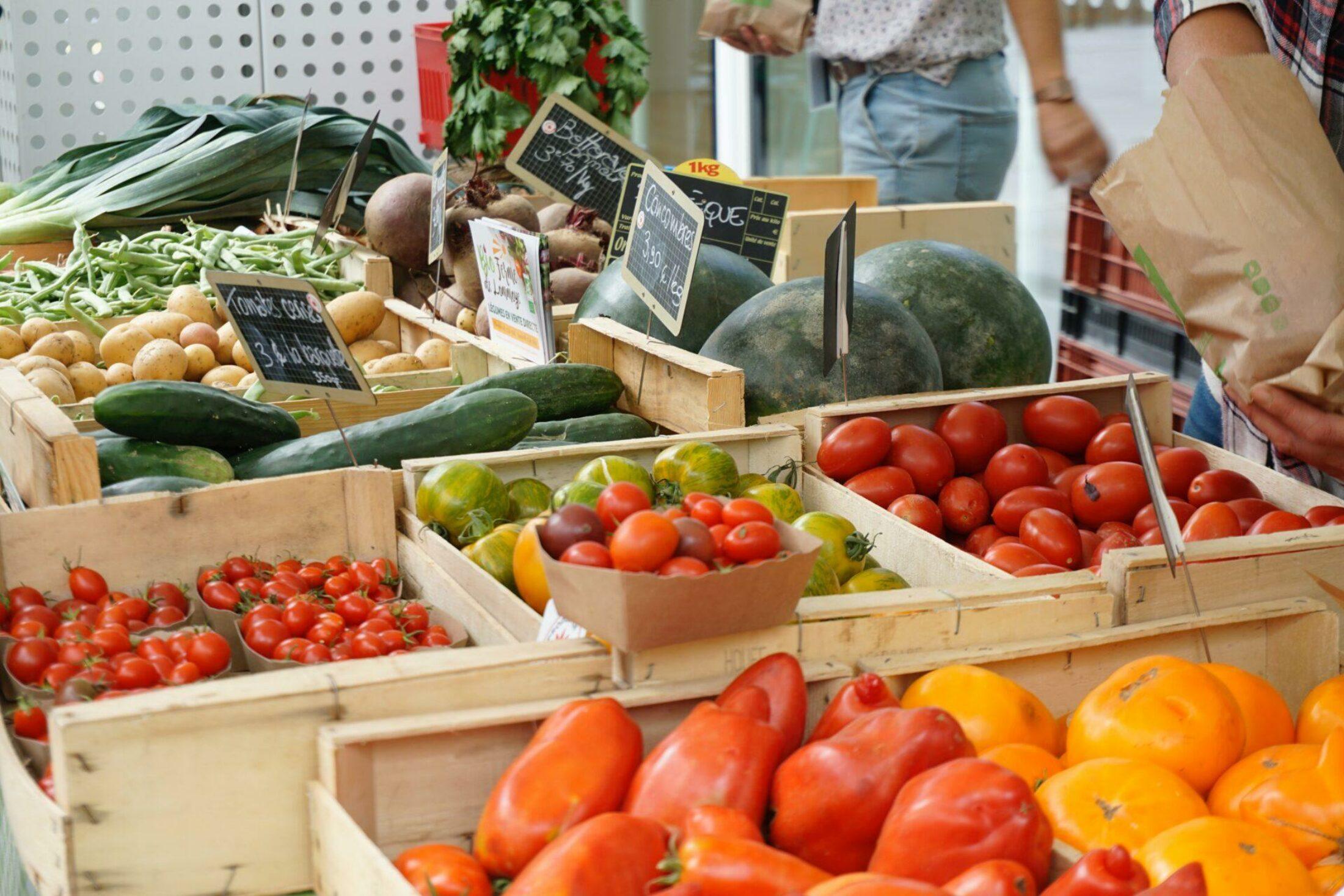 Terroirmarkten: hefbomen voor lokale consumptie en ambachten